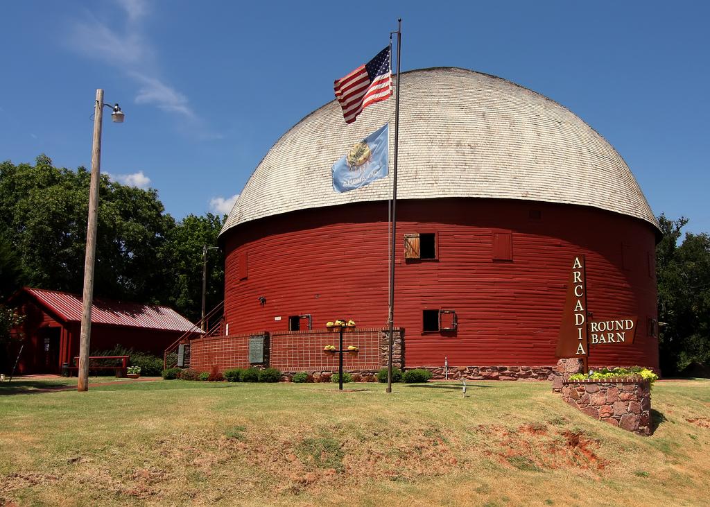 12 Iconic Oklahoma Images