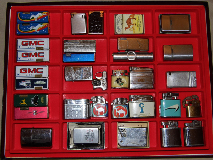 6. Oklahoma has the first and only museum devoted to the collection of lighters in the nation.