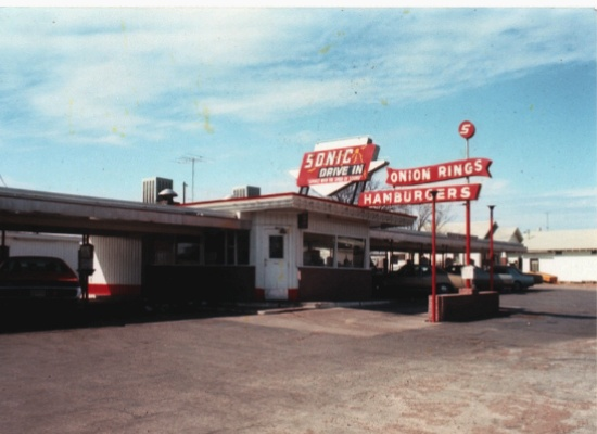 8. Oklahoma is home to the first Sonic.