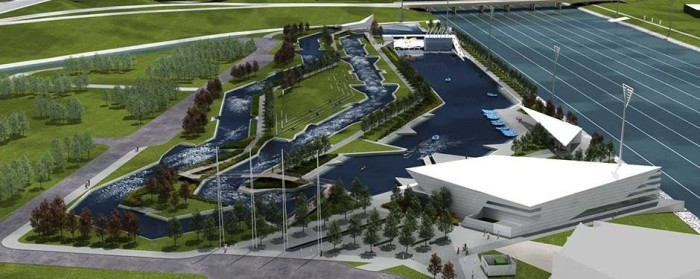 2. Ride the rapids at the upcoming Riversport Rapids in Oklahoma City.