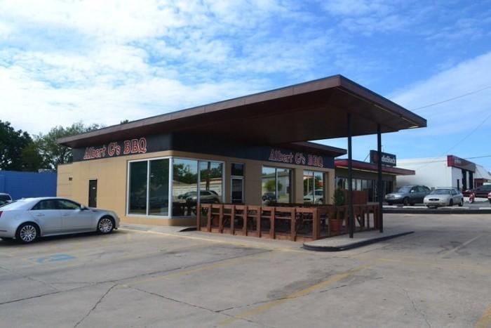 4. Albert G's Bar-B-Q, Tulsa