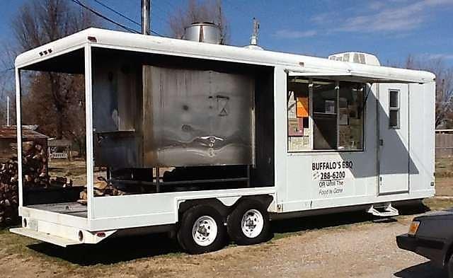 12. Buffalo's BBQ, Sperry