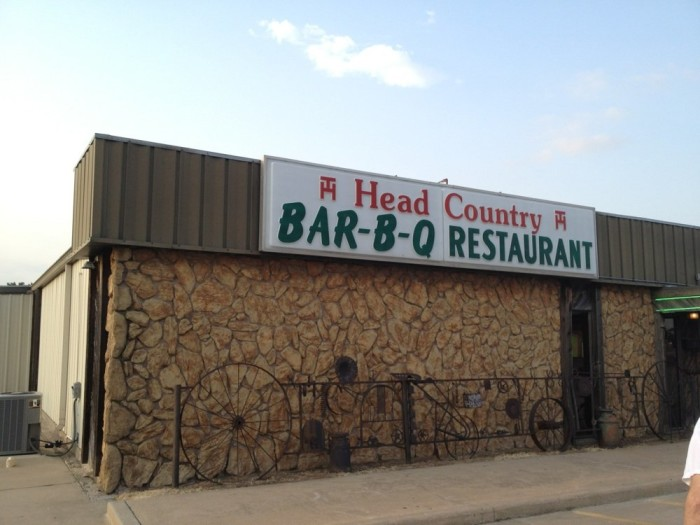 7. Head Country Bar-B-Q Restaurant,