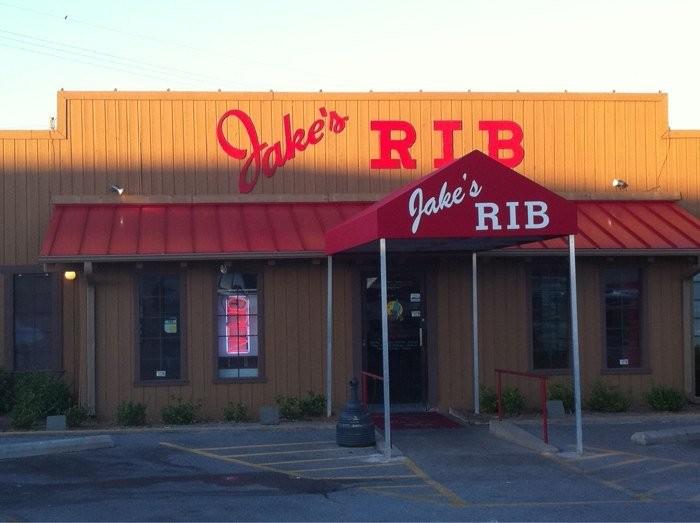 3. Jake's Rib, Chickasha