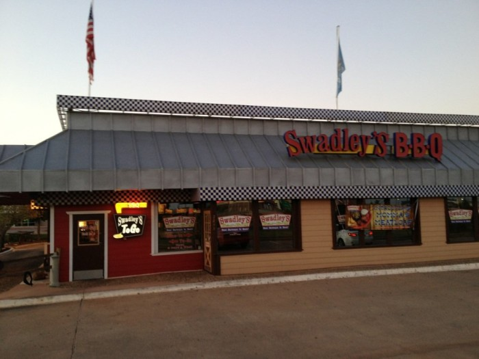11. Swadley's BBQ, Multiple Locations