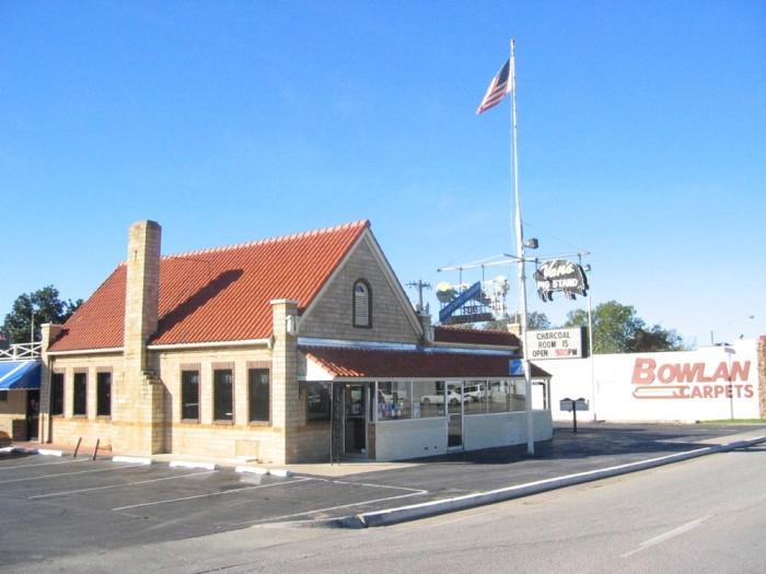5. Van's Pig Stand, Multiple Locations