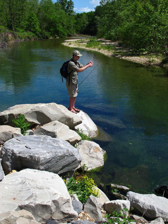 11 best fishing spots in oklahoma for Fishing license oklahoma