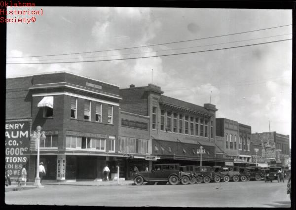 Oklahoma S Iconic Landmarks In The 1900s