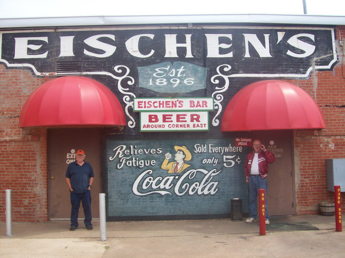 12. Grab some dinner at one of Oklahoma's established eateries.