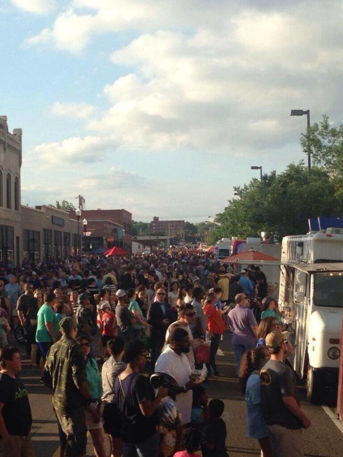 10. Attend an H&8 Night Market Event in Oklahoma City.