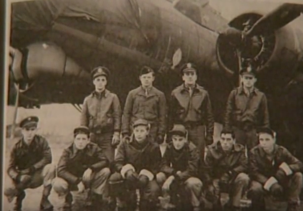 The wayward navigator of the B-17 was fired and the rest of the crew was given a chance between court-martial or the battlefront. They chose the front lines.