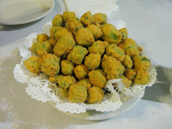 7. Fried Okra