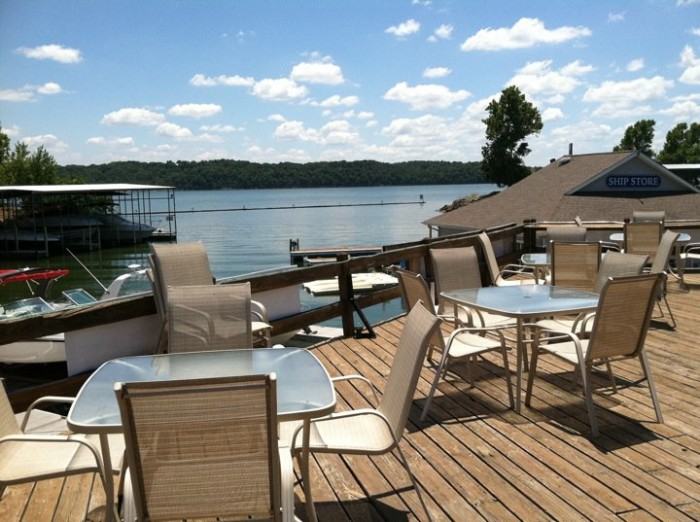 12. Island Joe's Kentena on Grand Lake, Afton