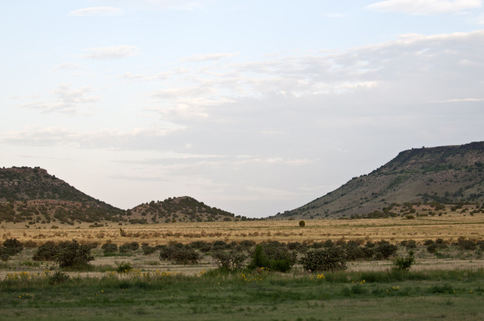 11. Hike to the highest point in Oklahoma - Black Mesa.
