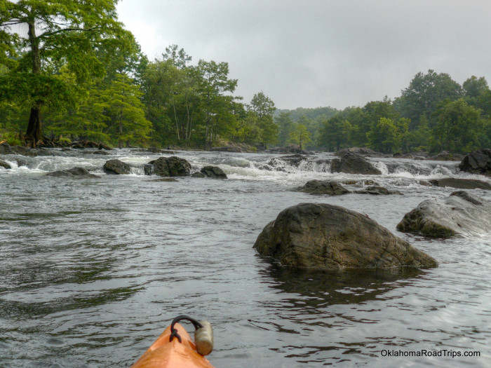 7. Take a ride down the Lower Mountain Fork River.