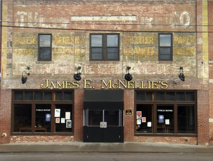 1. James E. McNellie's Public House, Tulsa