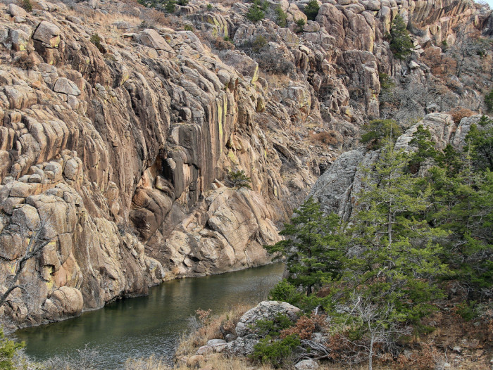 7. Wichita Mountains Wildlife Refuge