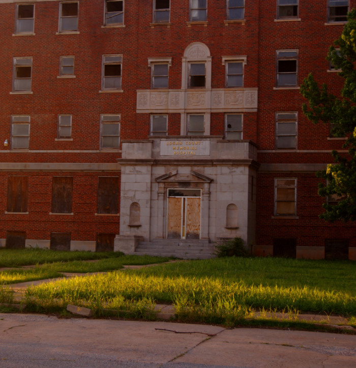 6. Old Logan County Memorial Hospital