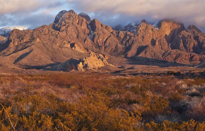 3. Organ Mountains-Desert Peaks National Monument, near Las Cruces