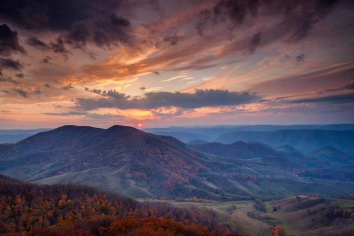 1. Panther Knob Preserve is breathtaking.