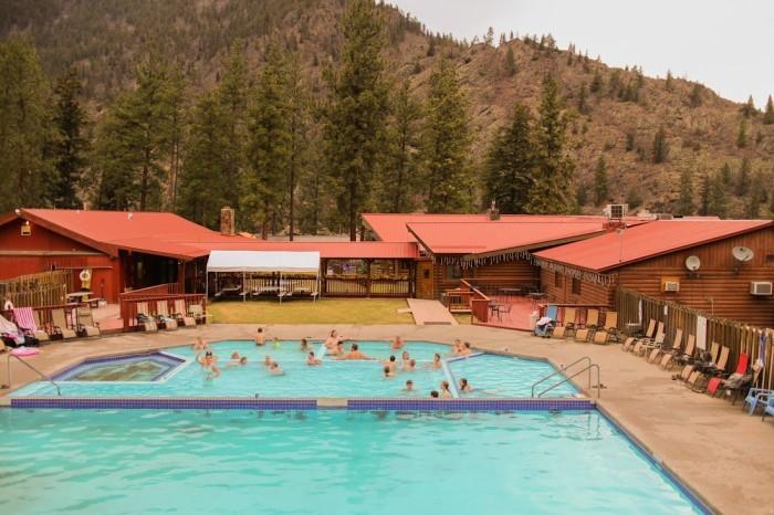 2. Quinn's Hot Springs Resort