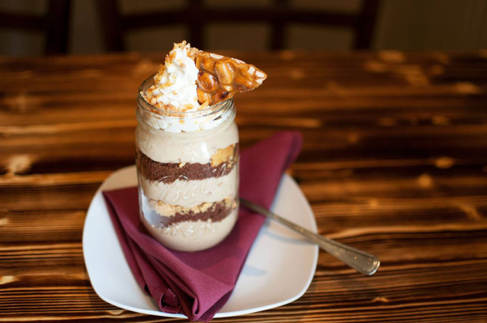 7. Peanut Butter Mousse at The Bayou in Bethlehem, PA