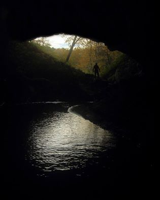 3. Piercy's Mill Cave