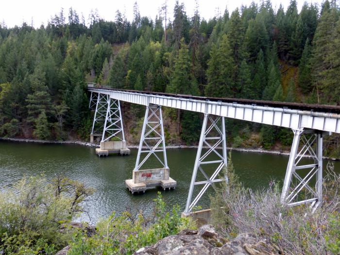 5. Pit River Bridge - Shasta County