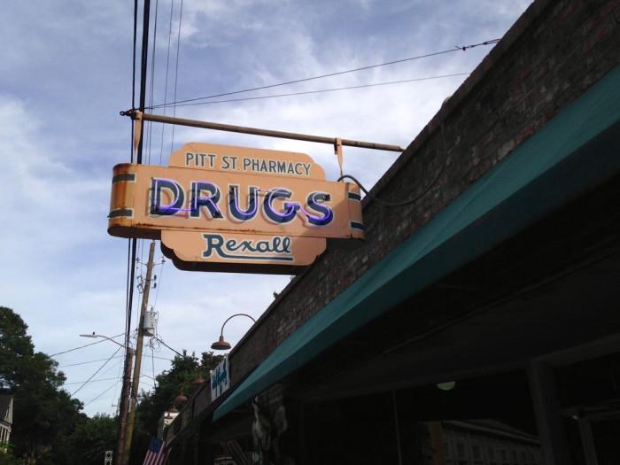 7. Pitt Street Pharmacy - Mount Pleasant, SC
