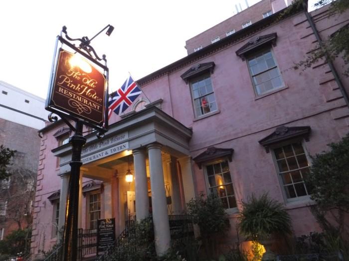 1. Planter's Tavern—29 Abercorn Street, Savannah, GA 31401