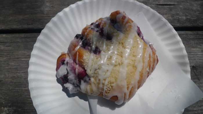 9. Huckleberry Bear Claws and Other Treats From the Polebridge Mercantile