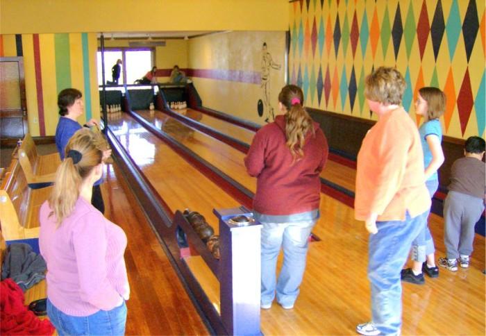 2. Potter Duckpin Bowling, Potter