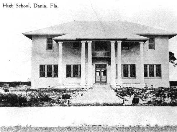 High school- Dania, Florida