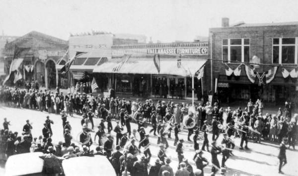 Tallahassee's Centennial celebration