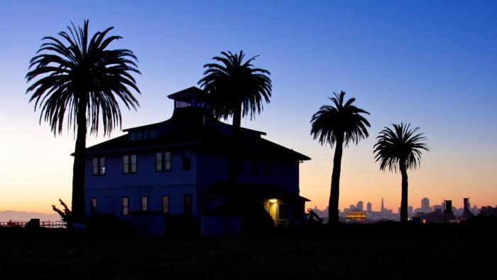 8. The Presidio in San Francisco