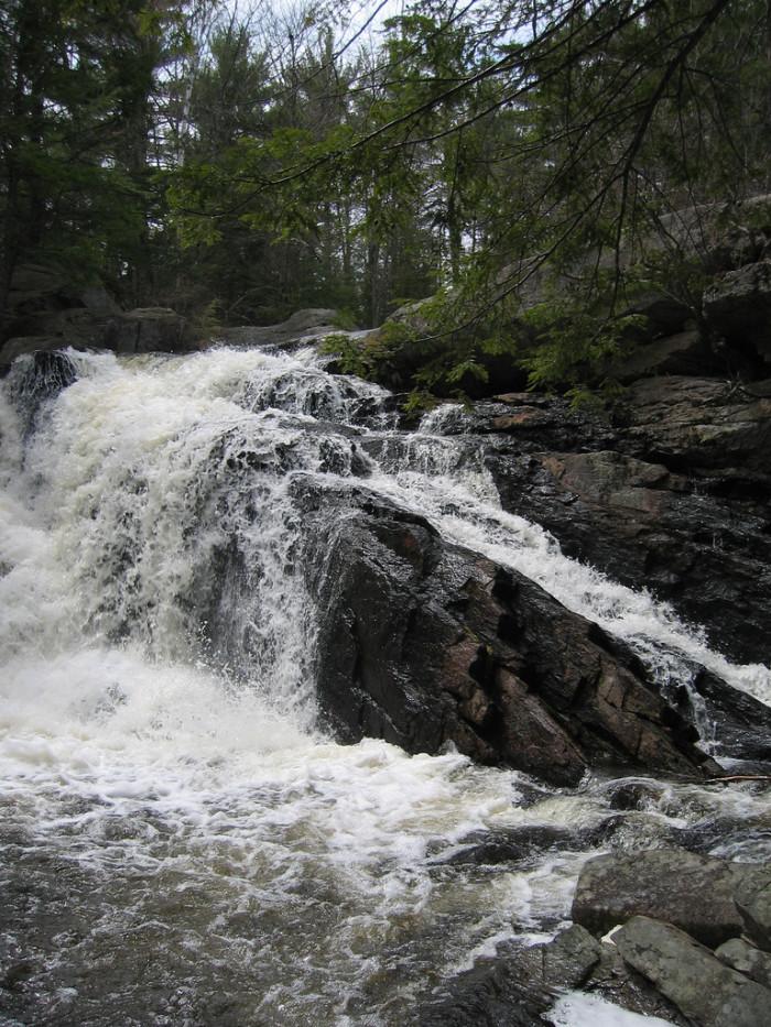 10. Purgatory Falls, Mount Vernon