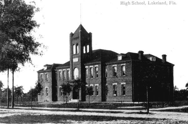 Lakeland High School building