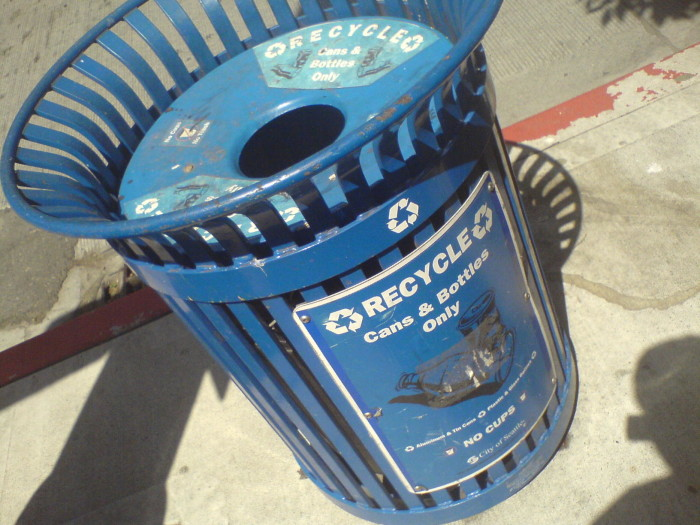 13. Recycle.