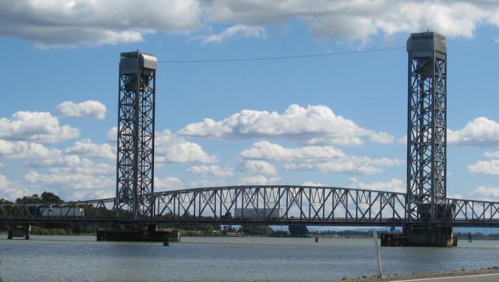 4. Rio Vista Bridge -  Rio Vista