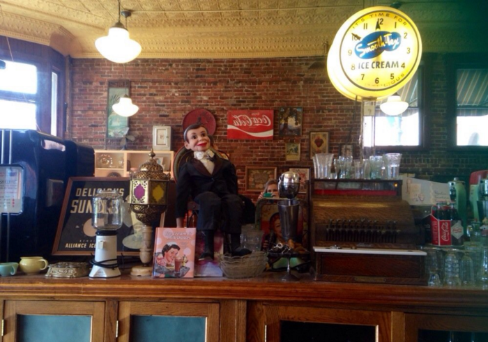 11. River House Soda Fountain, Cafe and Antiques, Plattsmouth