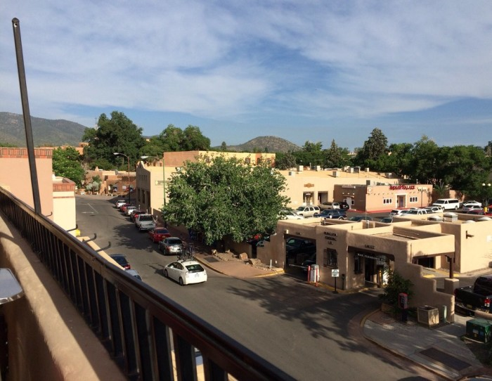 1. Rooftop Pizzeria, Santa Fe