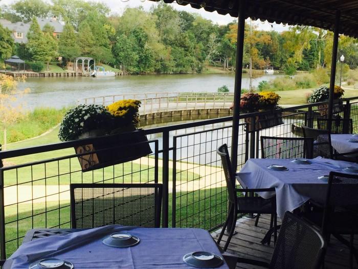 2. Ruffino's on the River, Lafayette, LA