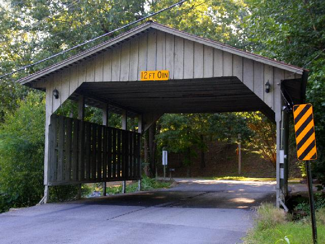These 21 Beautiful Covered Bridges In Arkansas Will Remind