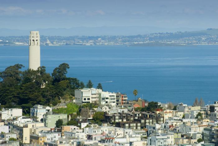8. San Francisco