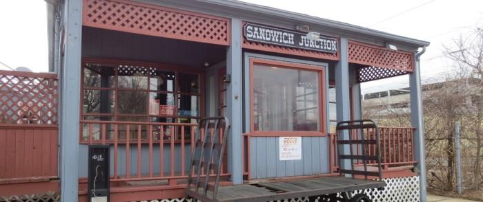 3. Sandwich Junction, Warwick