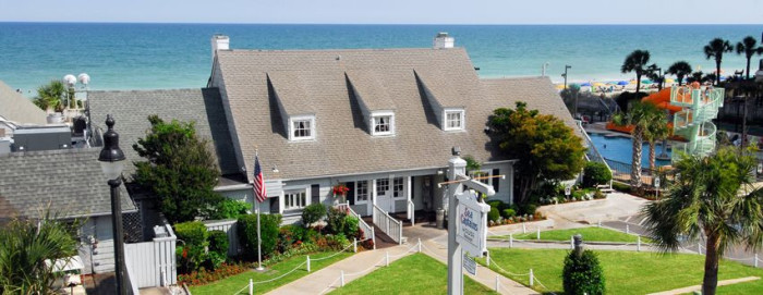 9. Sea Captain's House - Myrtle Beach, SC