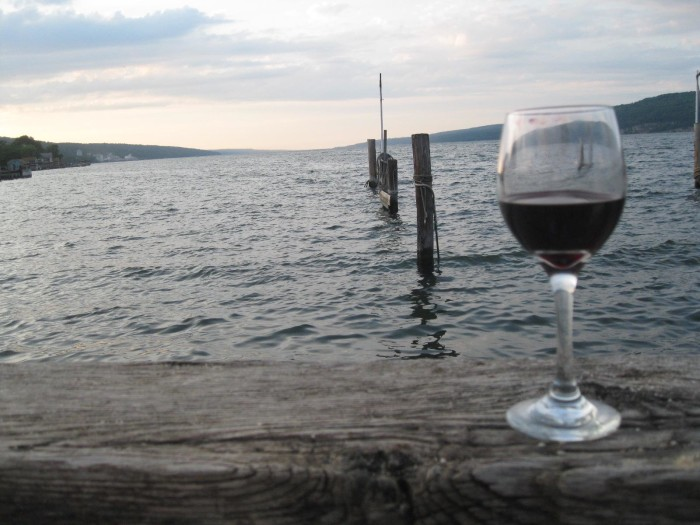 11. Quench your thirst and jump start your palette with a tour of our Seneca Lake Wine Trail.