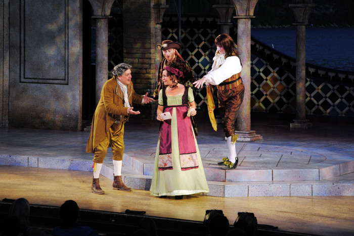 4. Shakespeare at Notre Dame (Notre Dame)