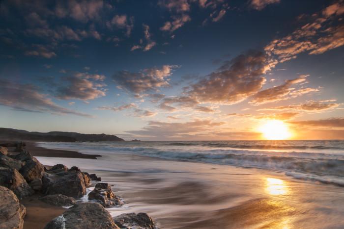 9. Sharp Park Beach - Half Moon Bay