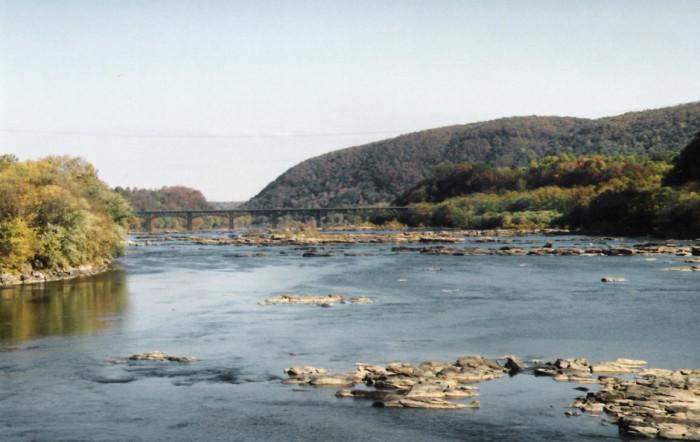 9. Shenandoah River